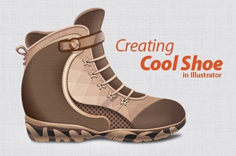 Crear un zapato en illustrator