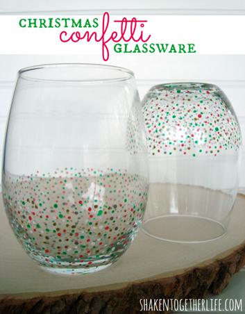 DIY-Christmas-confetti-glassware-shakentogether