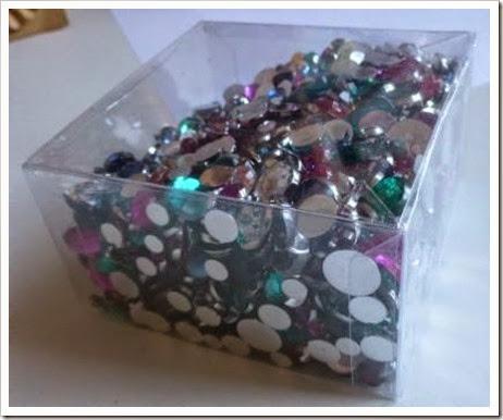 flat back gems
