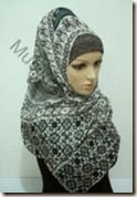 jilbab segi tiga