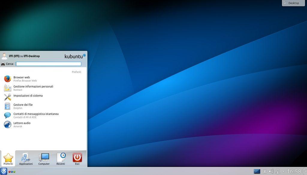 Kubuntu 14.04 Trusty Tahr