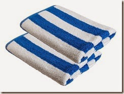 Buy Pack Of 2 King Size Cabana Towel with Rs.4 cashback at Rs.185