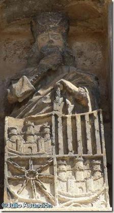 Estatua de Sancho el Mayor - Oña