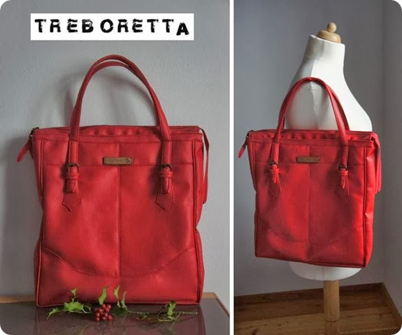 xxl bag treboretta design