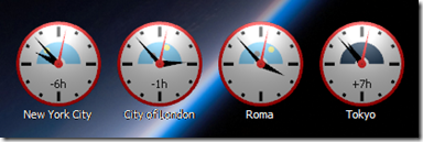 Time Zone Master fusi orari sullo schermo del computer