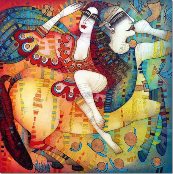Centaur in love-Albena-Vatcheva-ENKAUSTIKOS_12