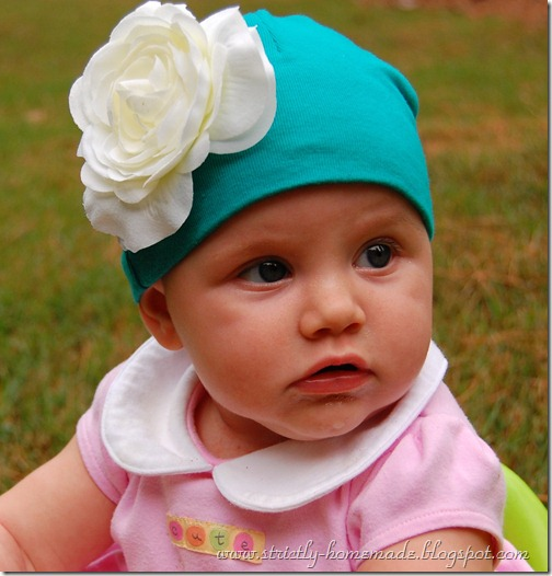 Baby Cap- Cailyn