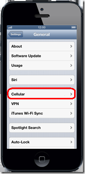 APN Settings iPhone 5 For Simple Mobile (US)