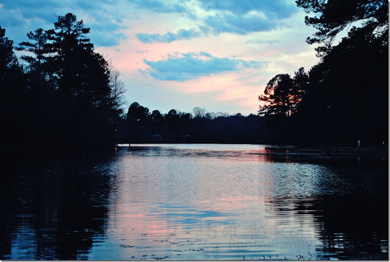 dusk-at-Gibson-Pond-Park-in