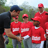 Peekskill Little League Opening