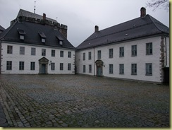 Fortress Courtyard