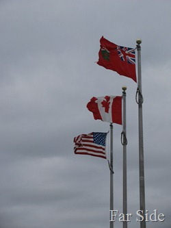 Flags in Manitoba