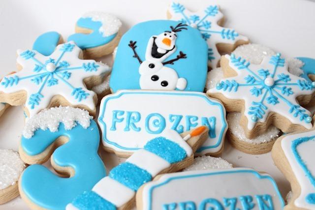 Frozen Cookies 123