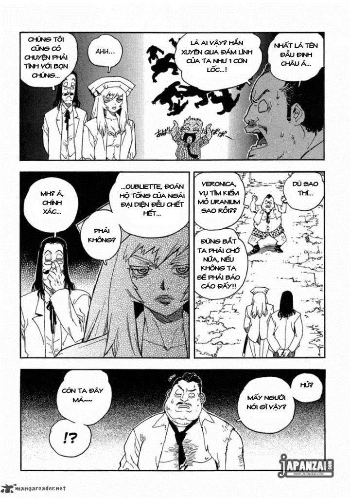 Aiki chap 89 - Trang 19