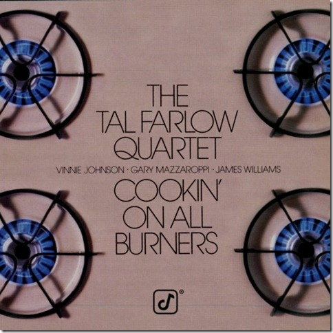 Tal Farlow - 1982 - Cookin' On All Burners