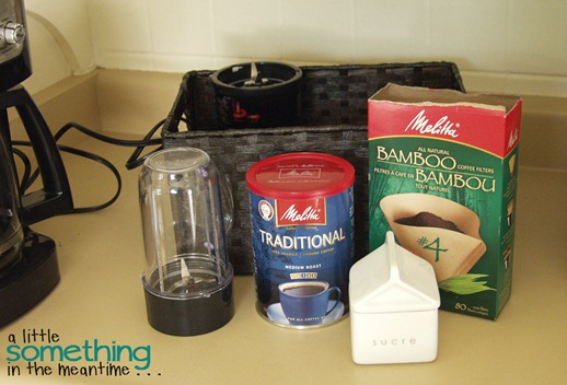 Coffee Station Essentials 1 WM
