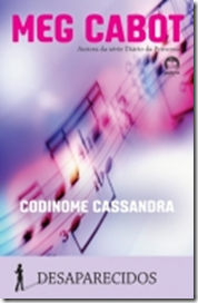 CONDINOME CASSANDRA MEG CABOT