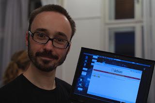 Stefano Zacchiroli - Debian Project Leader