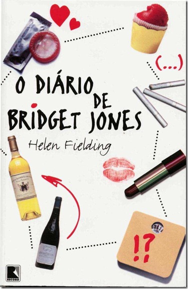 o diario de bridget jones capa