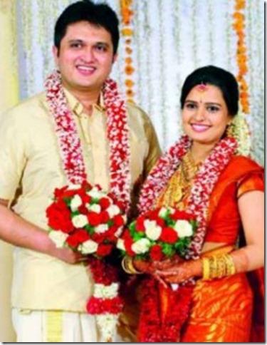 balachandra_menon_daughter_bhavana_wedding_with_dileep