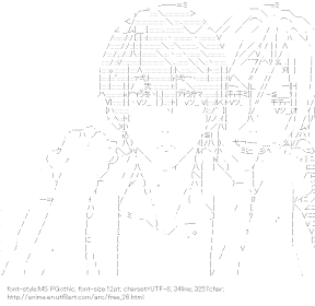 [AA]Nanase Haruka & Matsuoka Rin (Free!)