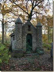 Munsterbilzen: kapel van Sint-Amor