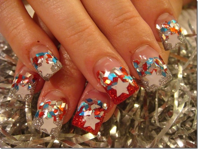 July 4th Nails_4