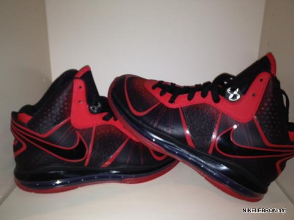 NeverSeenBefore Nike LeBron 8 V2 MVP Samples