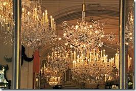 Vienna chandelier shop
