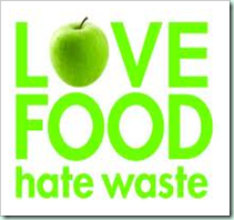 love food hate waste logo