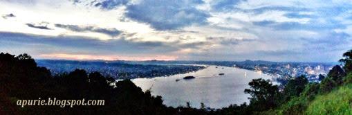 View Bukit Steling