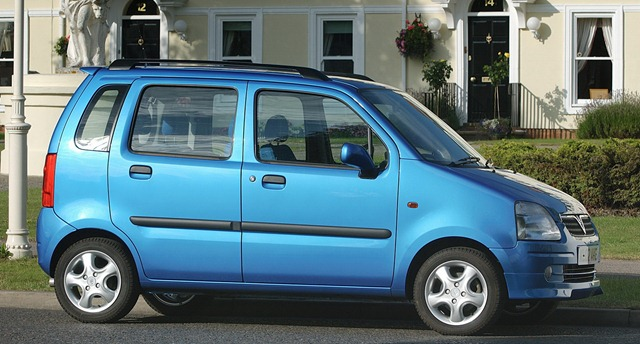 Vauxhall-Agila