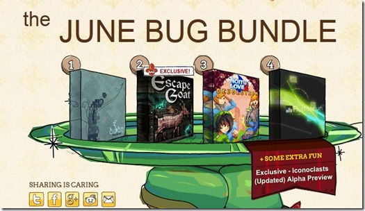 The june bundleIndie Royale