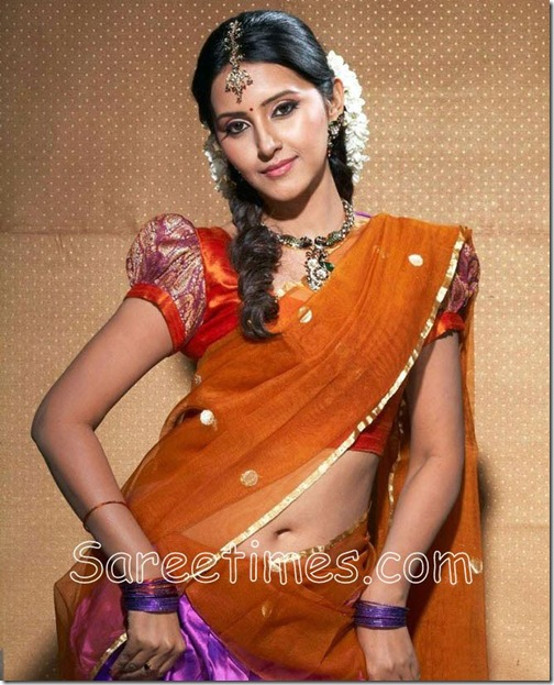 Archana_Sharma_Half_Saree