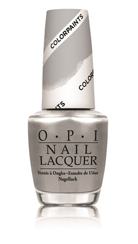 OPI Silver Canvas