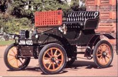 Vauxhall 1904 6 HP