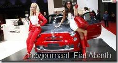 2012 Autosalon Geneve - Fiat Abarth