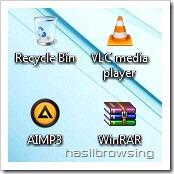 membuat desktop icon tidak bisa di klik