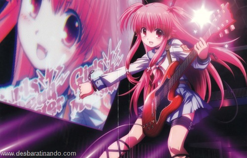 Angel Beat wallpapers anime papeis de parede download desbaratinando  (14)