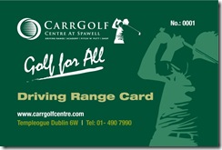 Driving Range Card Image
