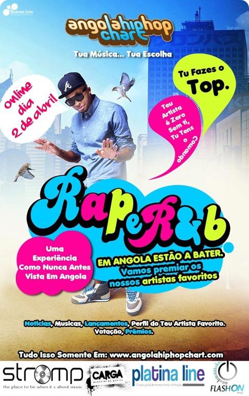 Angola Hip Hop Chart