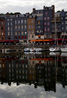 honfleur-reflection