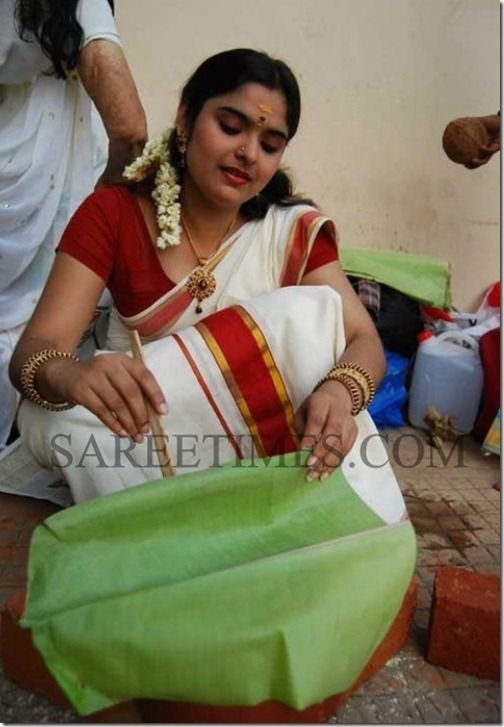 Sajitha_Betty_Kerala_Saree