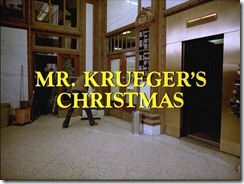 Mr Kreuger's Christmas Title