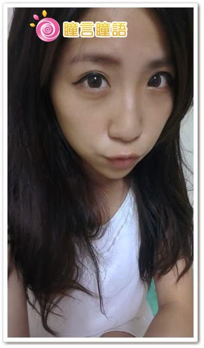 韓國GEO隱形眼鏡-自然金咖5