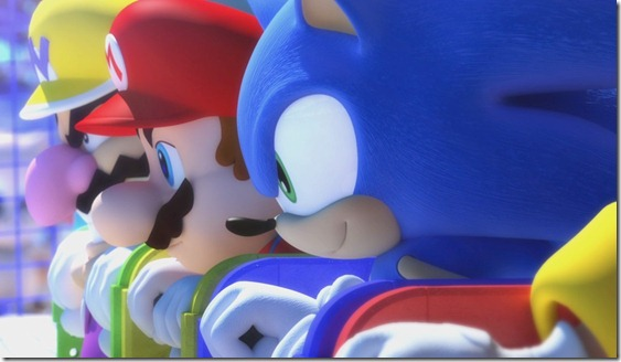 Mario-y-Sonic