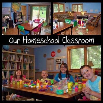 Homeschool Classroom Logo