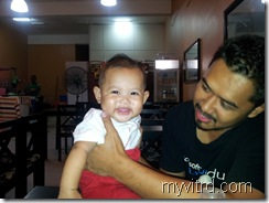 Harraz with uncle 1