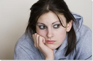 Teen worried about period problems