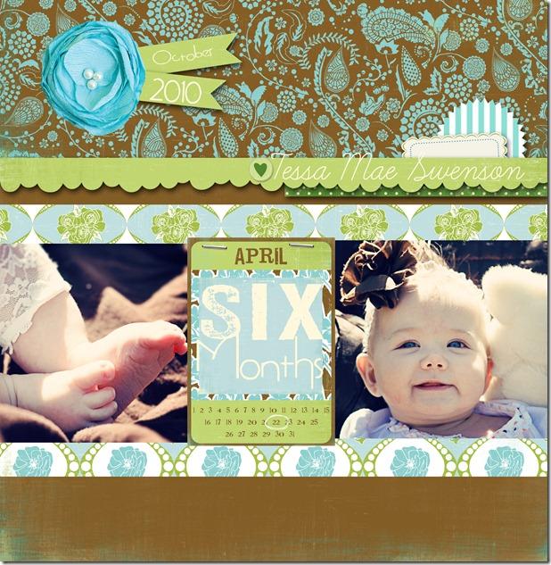 Tessa 6 months old copy